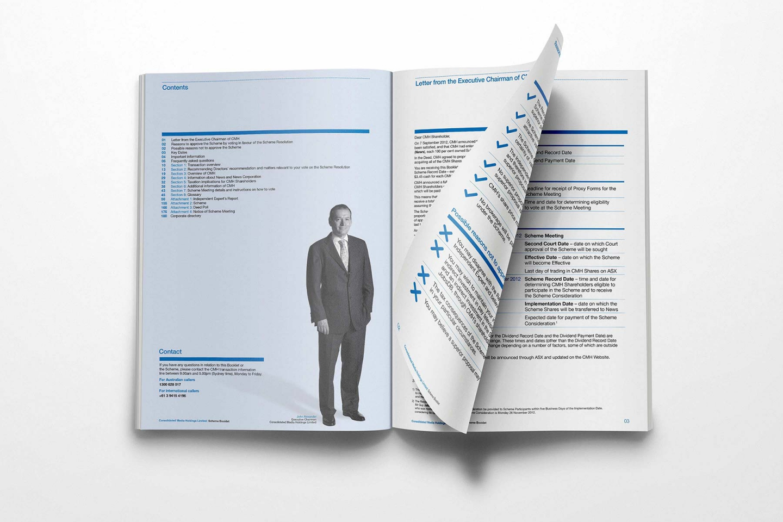 CMH: Scheme Booklet
