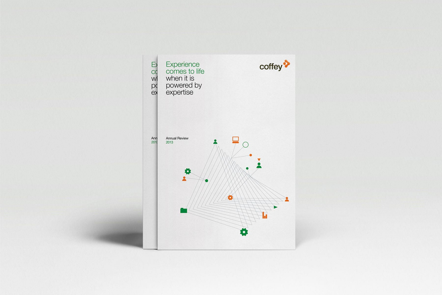 Coffey: Annual Report + Review 2013