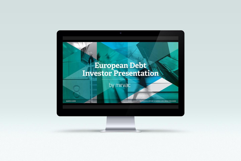 Mirvac: Investor Presentation