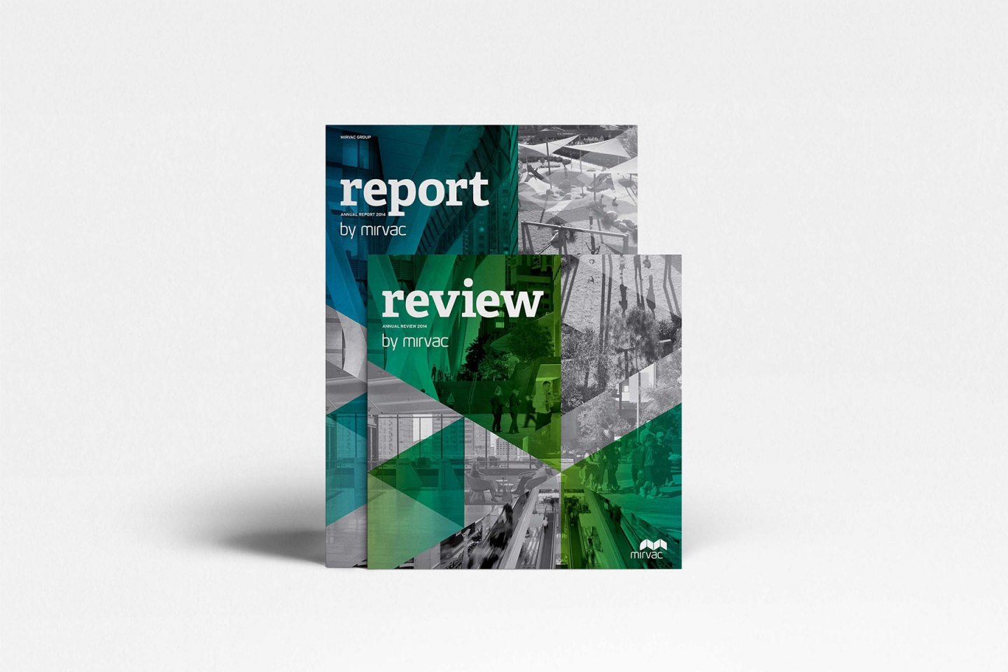 Mirvac: Annual Report + Review 2014