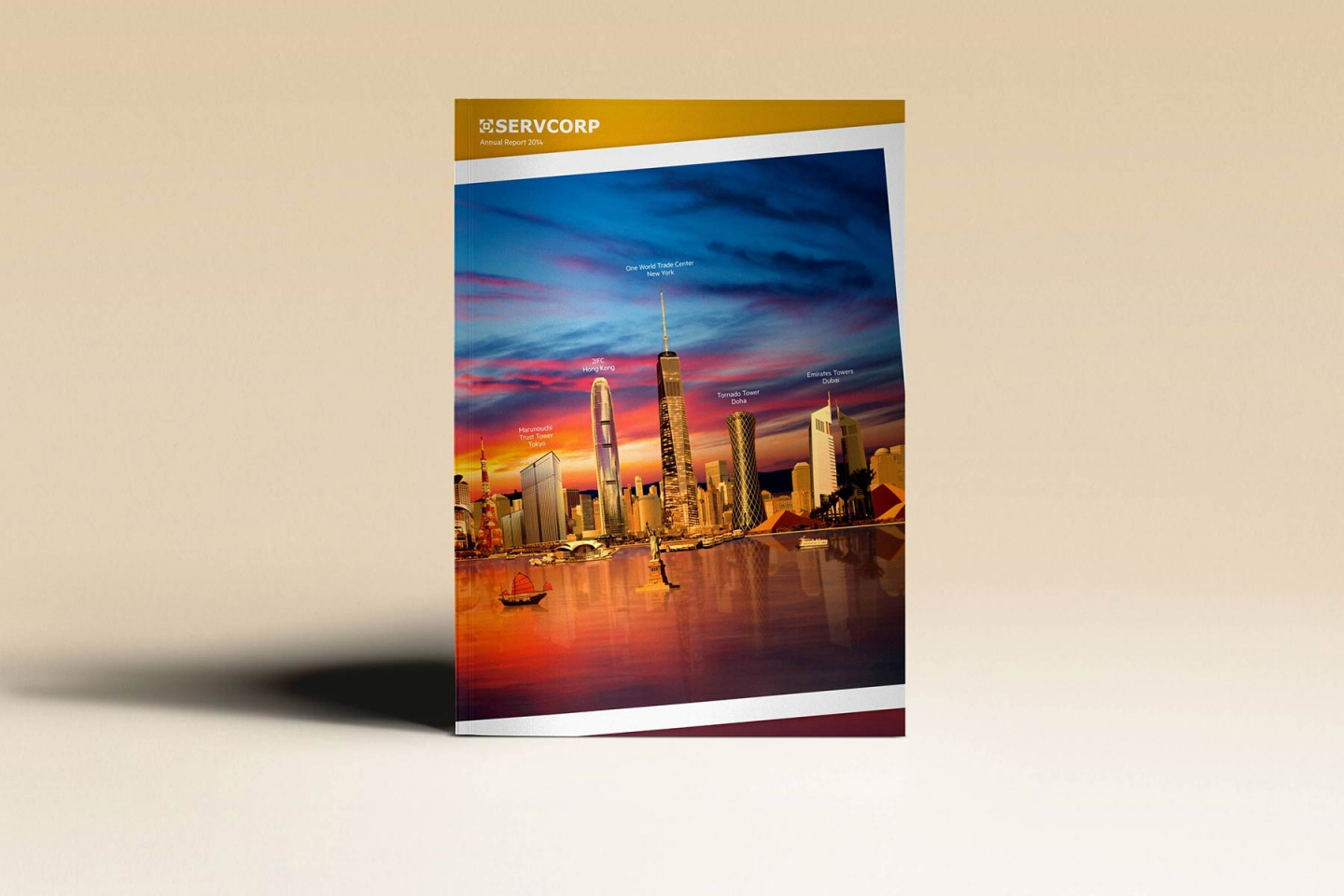 ServCorp: Annual Report 2014
