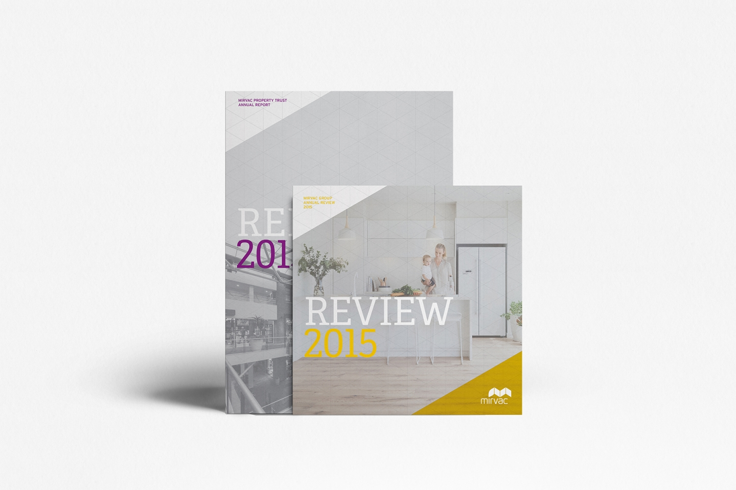 Mirvac: Annual Report + Review 2015