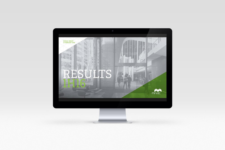 Mirvac: 1H16 Results Presentation