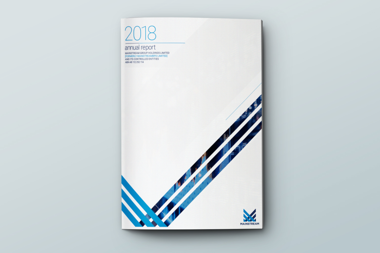Mainstream Group: Annual Report 2018