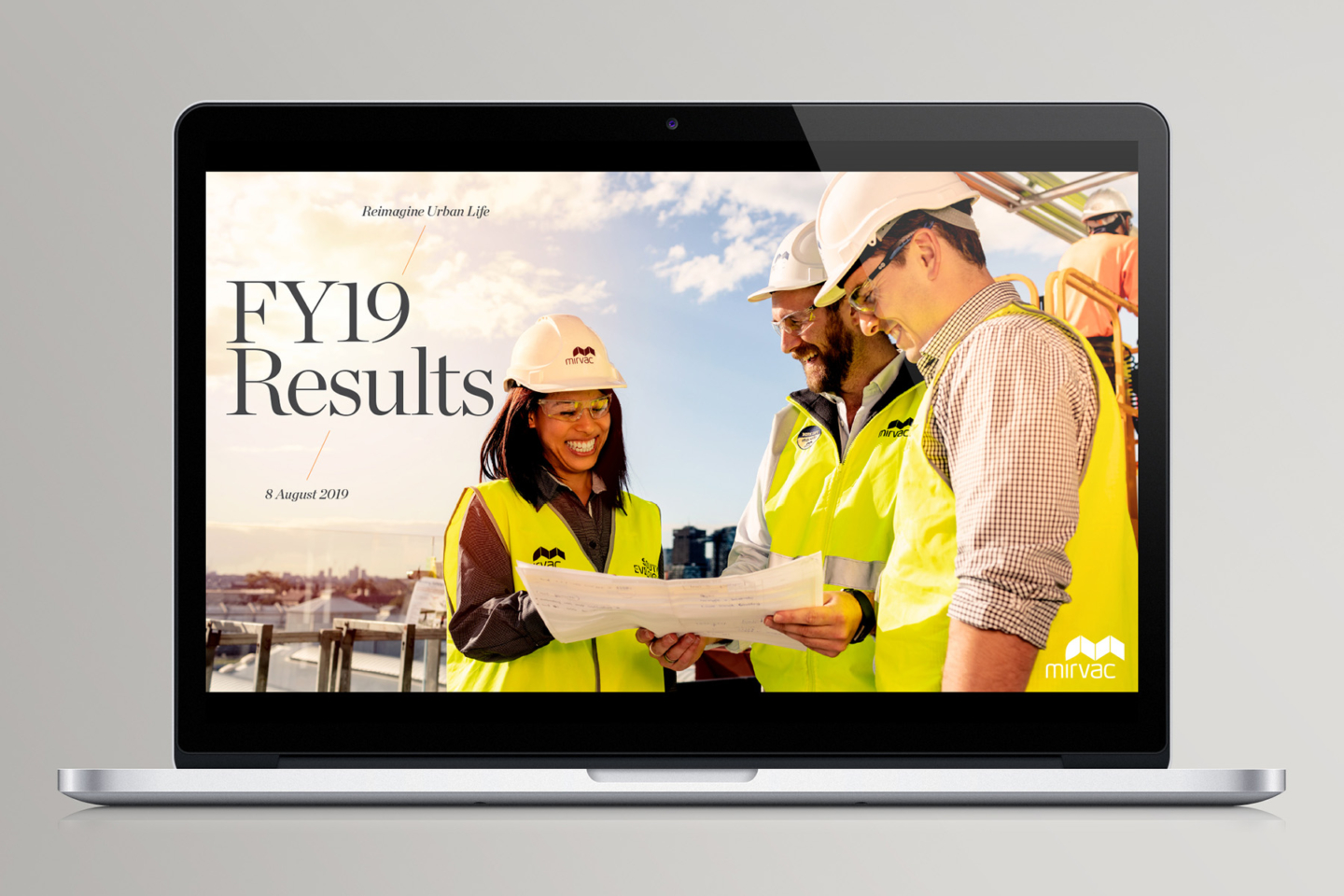 Mirvac Group: FY19 Results Presentation